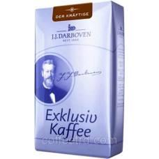 "Кофе молотый JJ DARBOVEN ""Exklusiv Kaffee Krаftige"", 250 г"