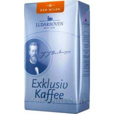 "Кофе молотый JJ DARBOVEN ""Exklusiv kaffee der Milde"", 250 г"