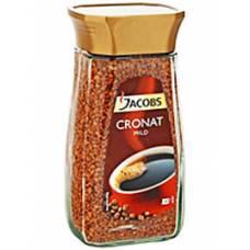 """Кофе растворимый Jacobs """"CRONAT Mild"""", 200г."""