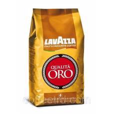 """Кофе зерновой Lavazza """"Qualita Oro"""", 1 кг."""