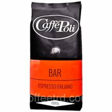 """Кофе зерновой POLI """"Bar"""", 1 кг."""