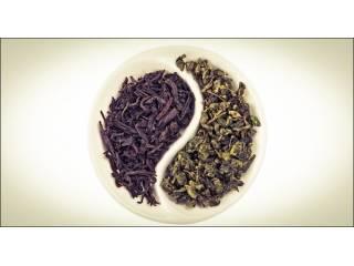 Черный и зеленый чай - сравнение свойств