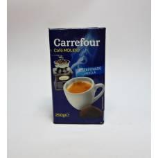 Кофе Carrefour Descafeinado Mezcla 0.25 кг молотый