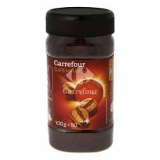Кофе Carrefour Сlassic растворимый 0.1 кг