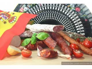 Испанская колбаса - виды и особенности приготовления