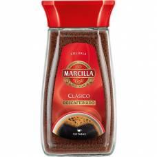 Кофе MARCILLA растворимый без кофеина 0.2 кг