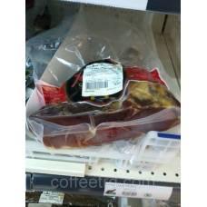 Хамон серрано ( мякоть ) цена за 1 кг  Вес спайки около 2 кг