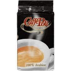 """Кофе молотый POLI """"100% ARABICA"""", 250 г."""