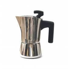 Гейзерная кофеварка Viena 4 чашки  нержавейка 0.6 кг